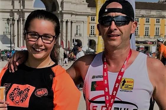 Pedro Tavares Maratonista