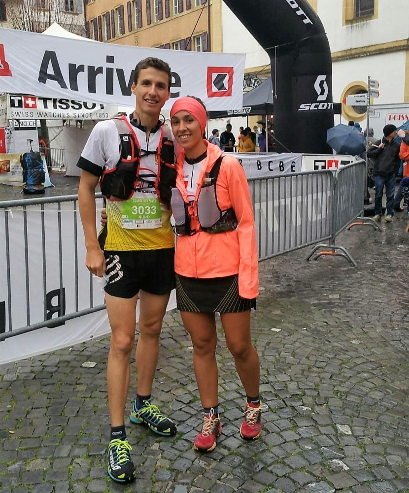 Nuno&Ana na Suiça
