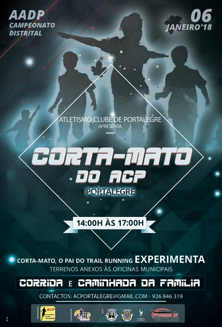 Cartaz Corta-Mato do ACP 2018