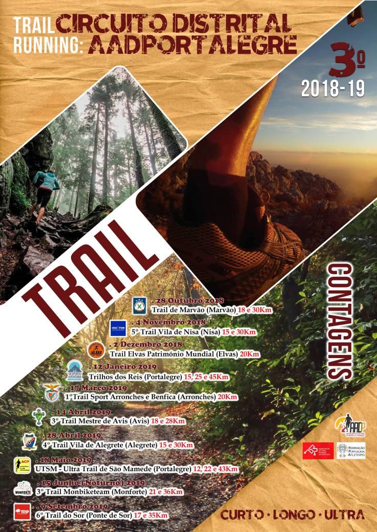 cartaz trail aadp bom