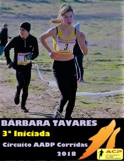 corridas barbara tavares 2018
