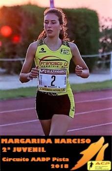 pista margarida f17 2018