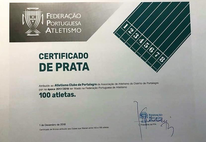 ACP recebe Certificado de Prata daFPA